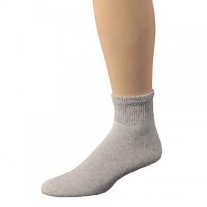 Grey Diabetic Socks